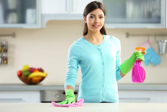 Sprzątanie mieszkań i domów